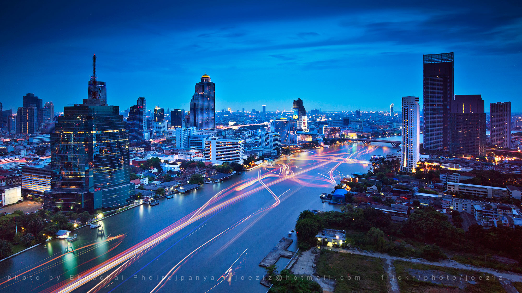 Photograph Million view of Bangkok by Ekkachai Pholrojpanya on 500px