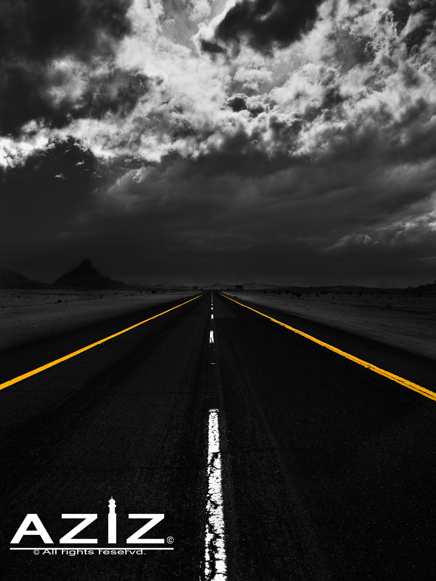 Photograph The Road by AZIZ Photographer on 500px