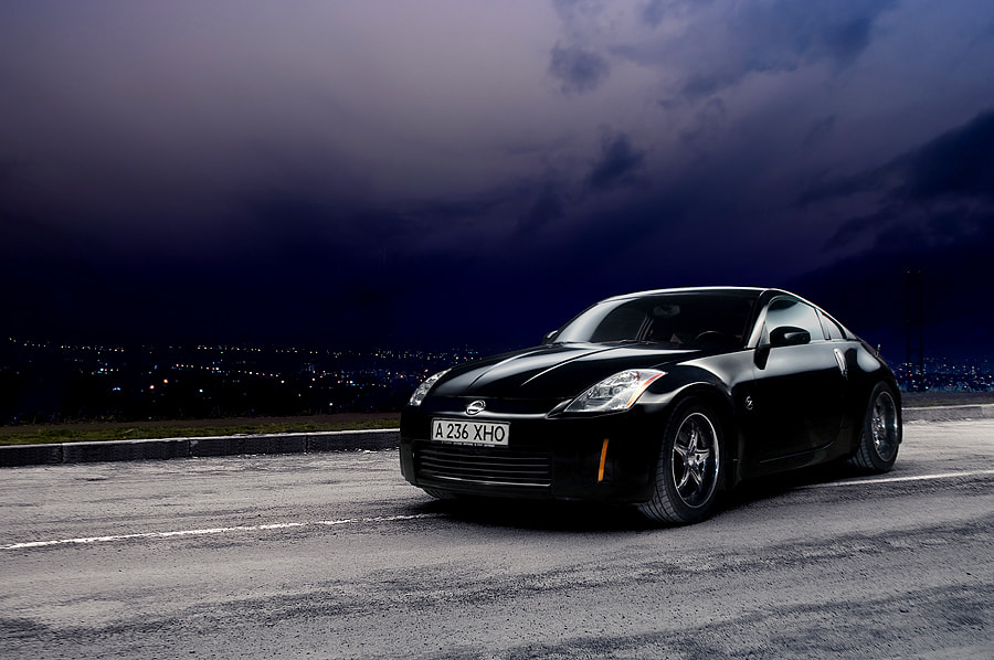 Photograph Nissan 350Z by Vladimir Gromov on 500px