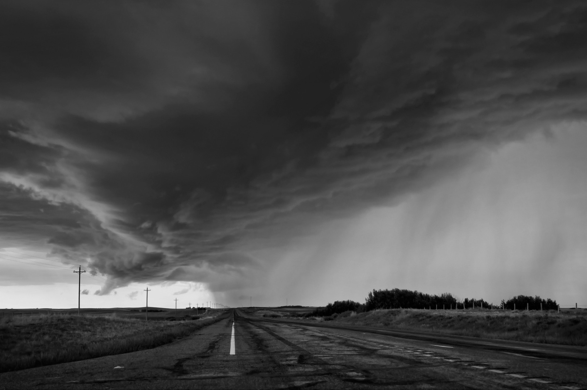Photograph Edge of the Storm by Carla Stringari Pudler on 500px