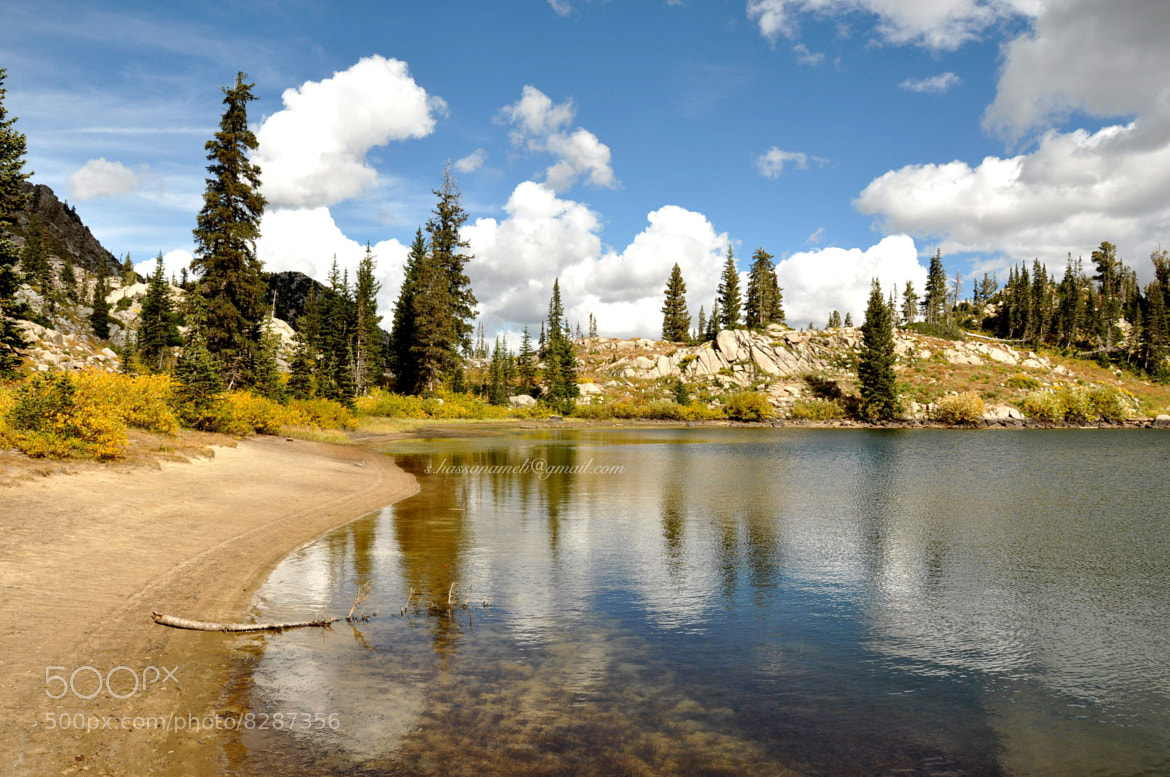 Photograph The Catherine Lake  by Seyed Hassan Ameli on 500px