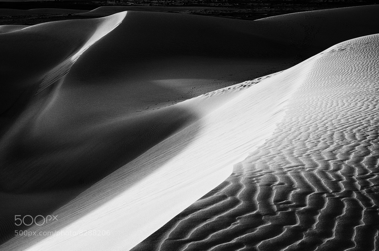 Photograph Desert Forms by Csilla Zelko on 500px