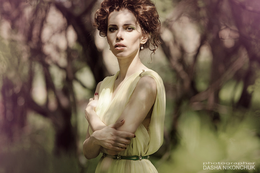 Photograph Anastacia by Dasha Nikonchuk on 500px