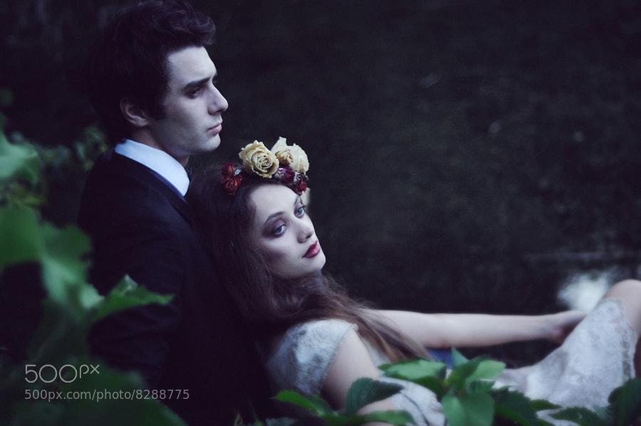 Photograph Ilya and Alina by Nadezhda  Pereverzeva on 500px