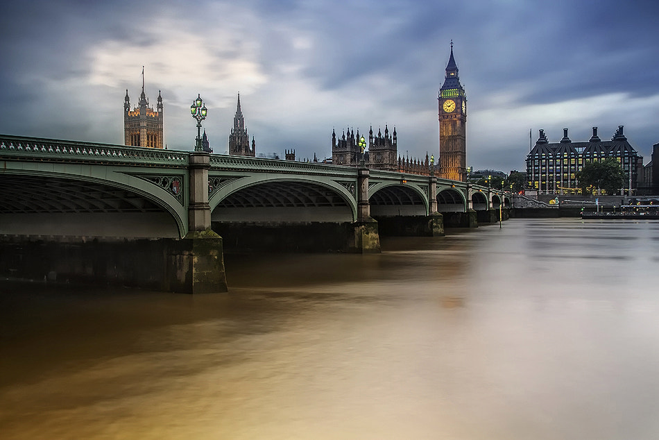 Photograph Westminster Bridge by Basheer Sheick-Yousif on 500px