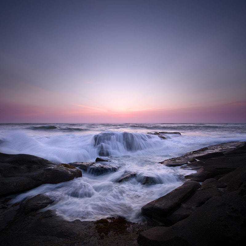 Photograph Flowing Yachats by Liam Frankland on 500px