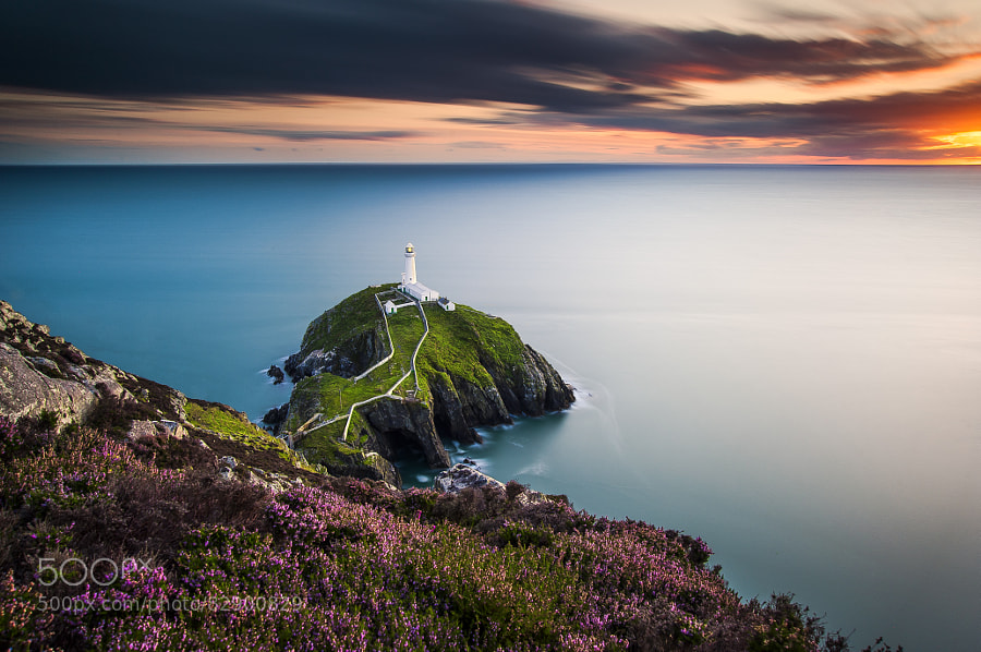 Photograph South Stack Magic by Alessio Putzu on 500px