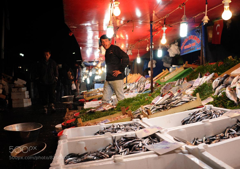 Photograph Fish market by Alfredo Vannacci on 500px