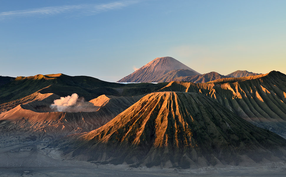 Photograph Sunrise in Bromo by Ori Ron on 500px