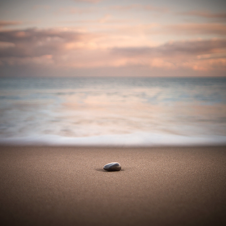 Photograph Quiet Pebble by Liam Frankland on 500px