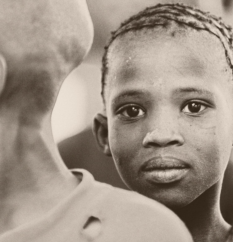 Photograph Children of Namibia by Sam Dobson on 500px