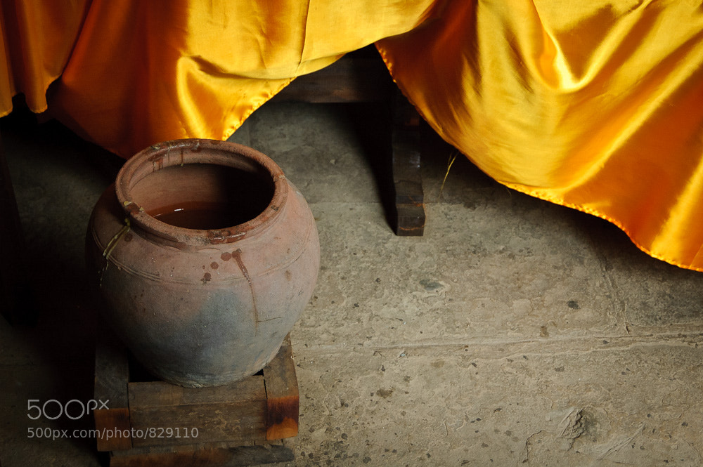 Photograph Pot and Silk by Jeff Revell on 500px