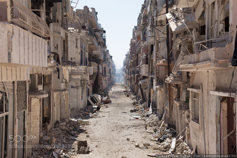 Photograph Homs by Victor Sukhorukov on 500px