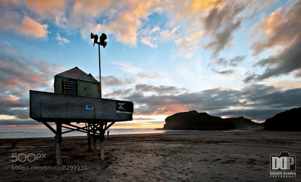 Photograph No Lifeguard on Duty by Danskie Dijamco on 500px