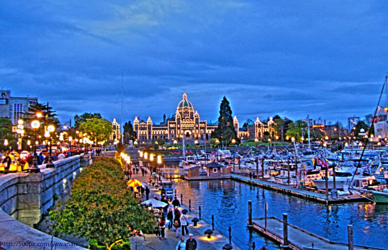 Photograph Victoria, BC, Canada by Ian Stanaway on 500px