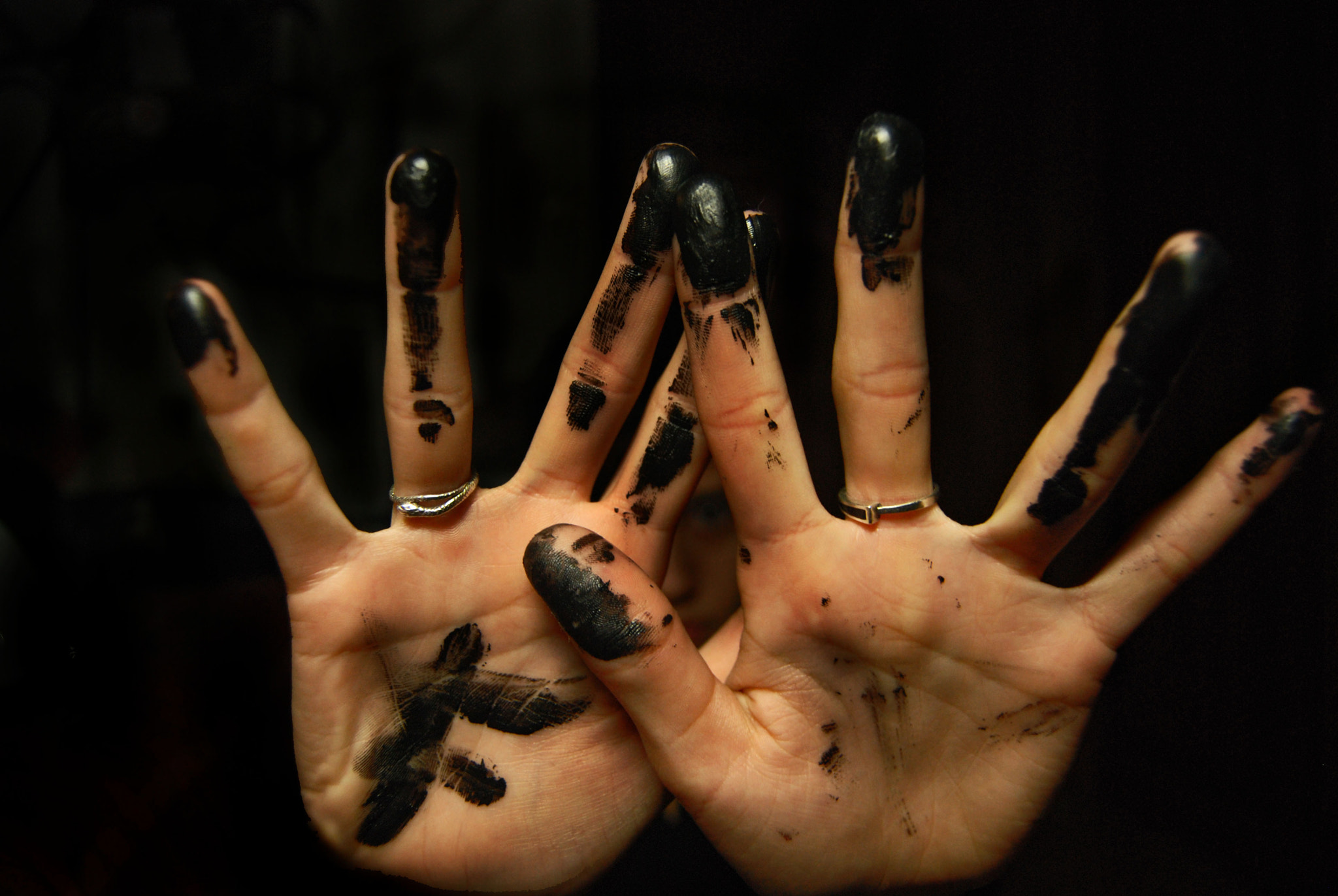 Photograph Dirty hands by Fune García on 500px