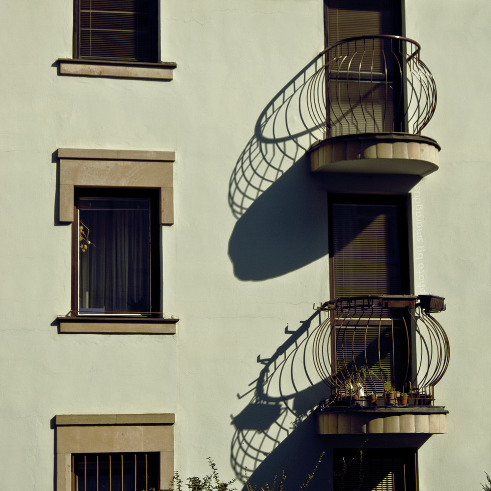 Photograph Balconies by Tasenka Solod on 500px