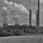 Постер, плакат: HOMERCIYT POWER PLANT HOMER CITY PENNSYLVANIAA