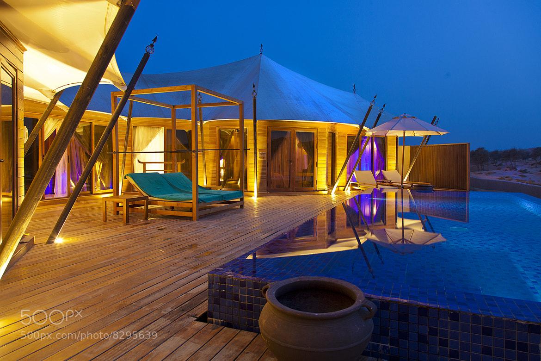 Photograph Banyan Tree Resort, Ras Al Khaimah by Beno Saradzic on 500px