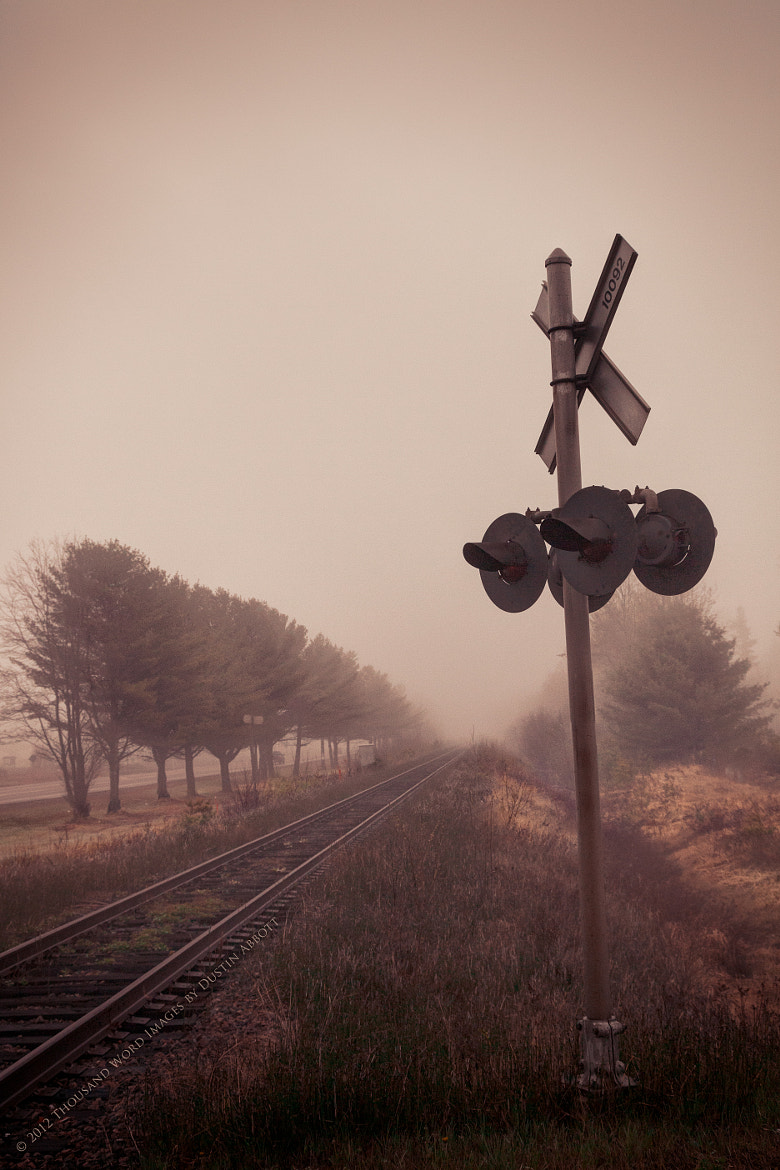 Photograph Ghost Crossing by Dustin Abbott on 500px
