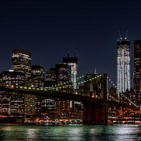 NYC Nights by Harold Begun (HaroldBegun)) on 500px.com