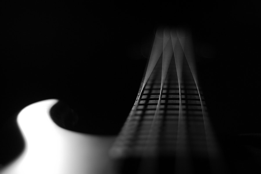 Guitar by Deniz Nida Sener on 500px.com