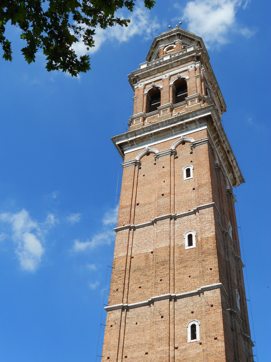 Photograph bell tower of Longhena by Fabrizio Pivari on 500px