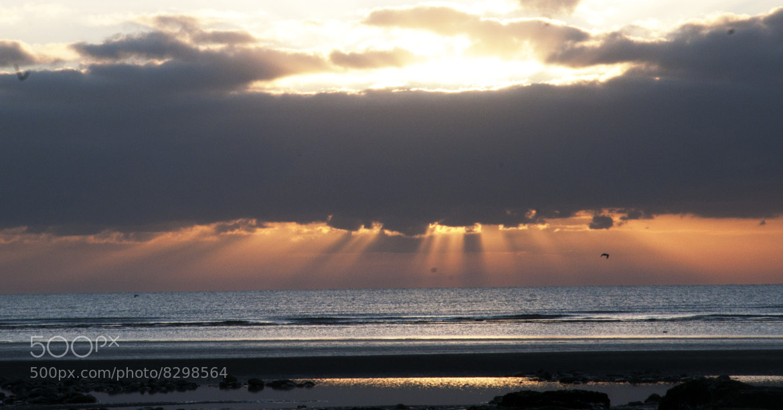 Photograph sunburst by James Tomlinson on 500px