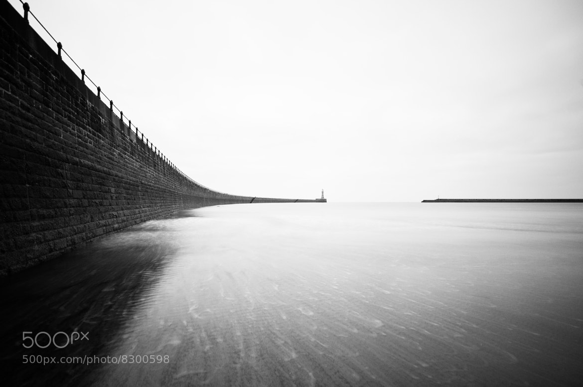 Photograph Roker Pier by Neil Farnworth on 500px