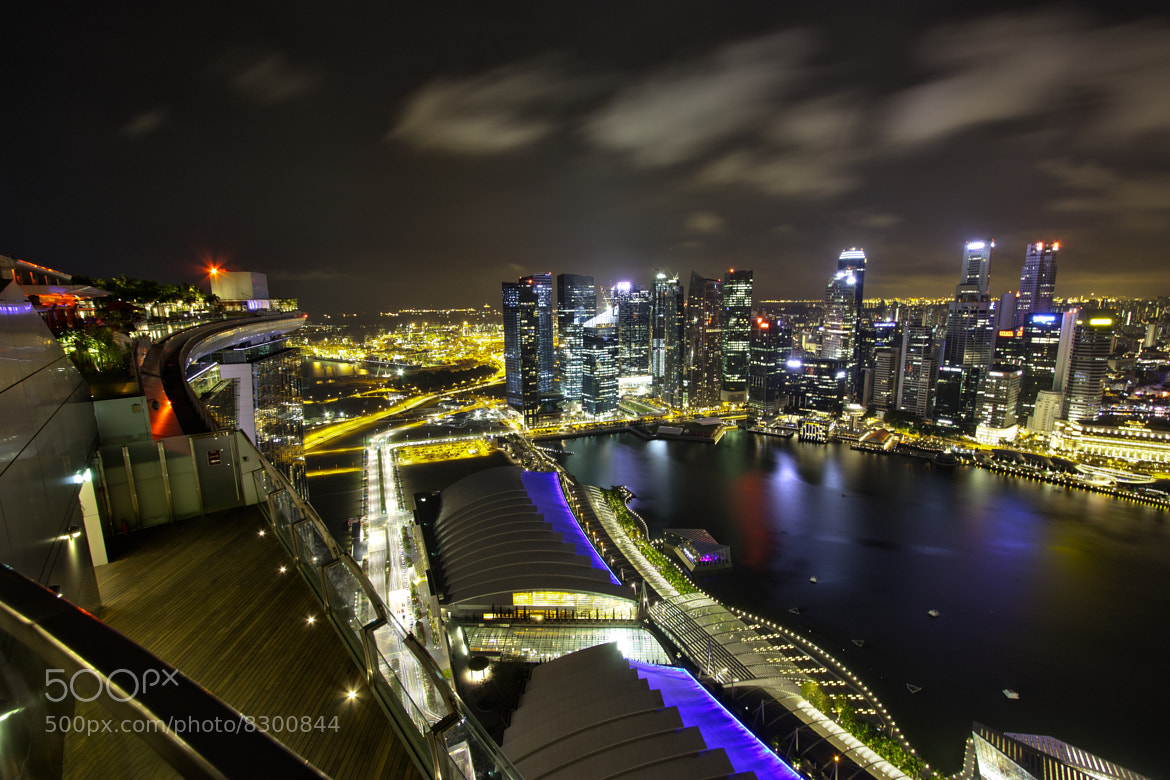 Photograph From the top of Singapore by Nicolas Catinaud on 500px