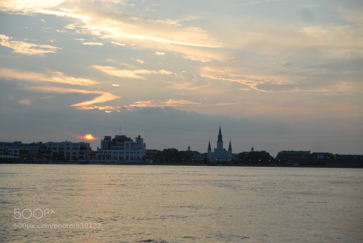 Photograph New Orleans Sunset by Lynn Magnuson on 500px