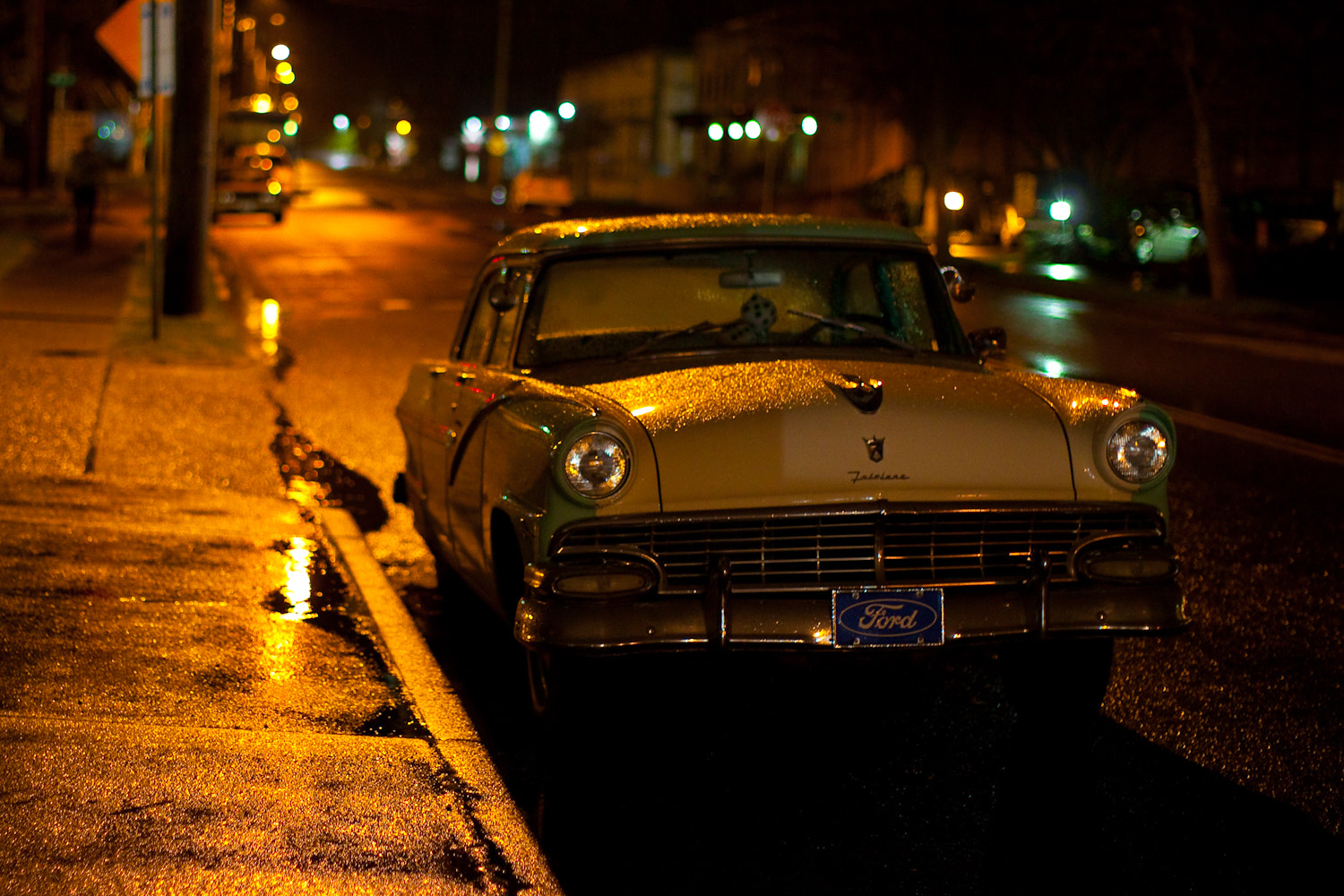 Photograph A Proper Car For A Night Out by Ryan Katsanes on 500px