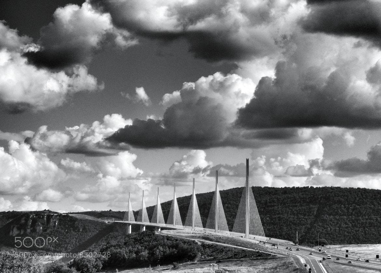 Photograph Millau Viaduct by Brian Hamilton on 500px