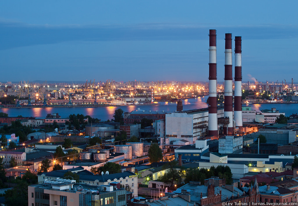 Photograph Industrial by Lev Turnas on 500px