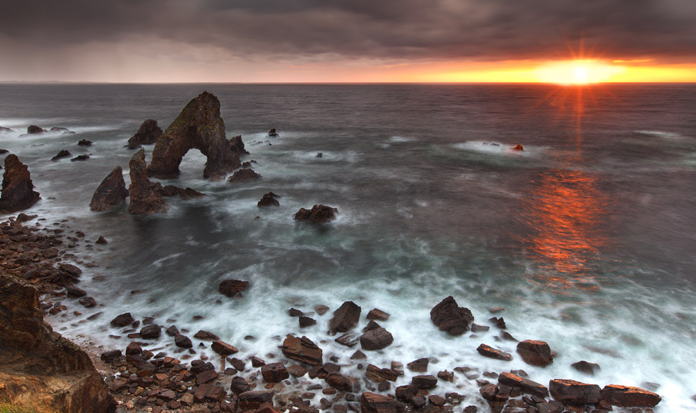 Photograph Crohy Head Arch by Stephen Emerson on 500px
