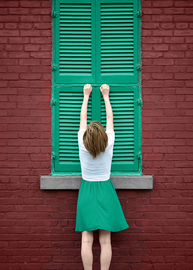 shutter & skirt by Pierre Babin on 500px.com