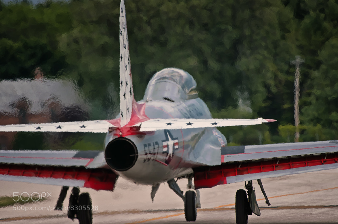 Photograph T-33 Thunderbird by Jeff Greger on 500px