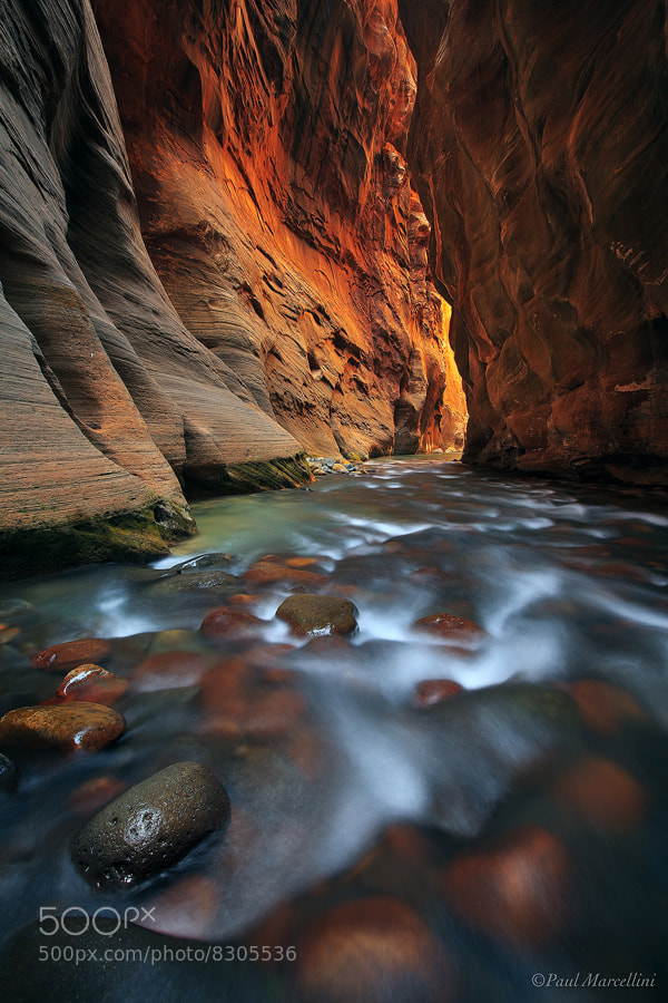 Photograph Glow in the Narrows by Paul Marcellini on 500px