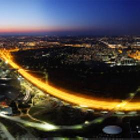 Dusk over Munich por Levin Dieterle (addicted2light) on 500px.com