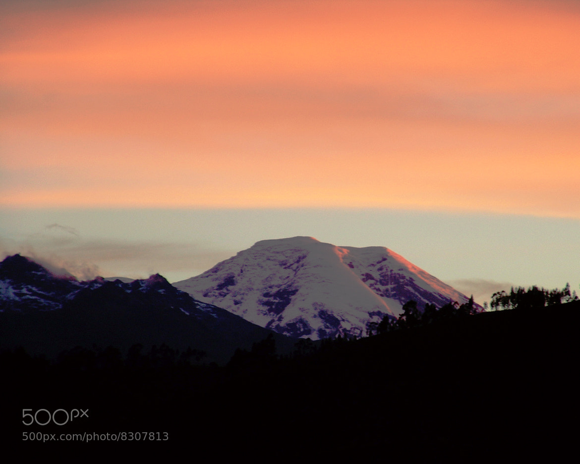 Photograph Nevado Chimborazo by Erika Meythaler on 500px