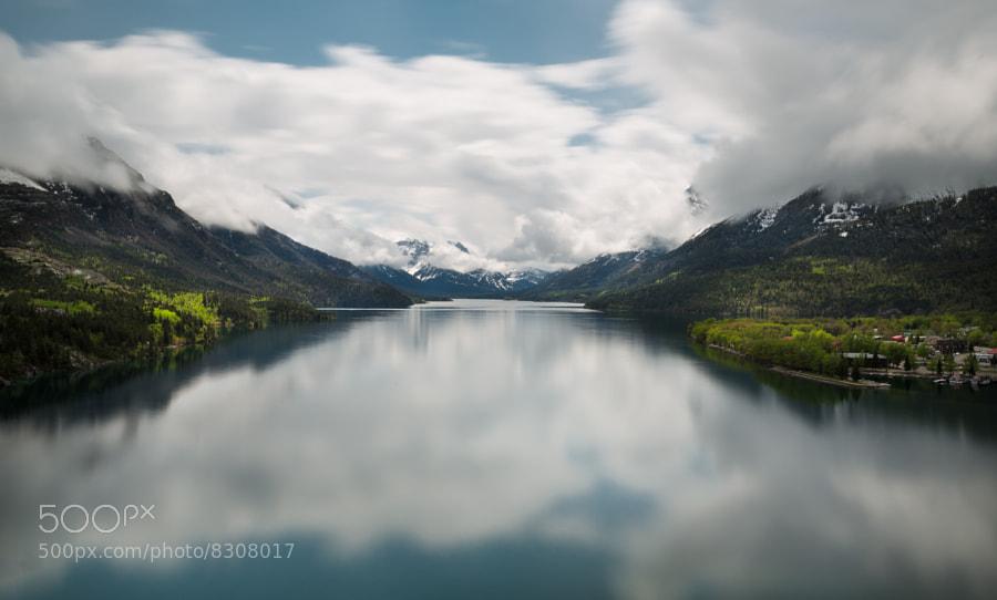 Waterton Lakes, Alberta, Canada