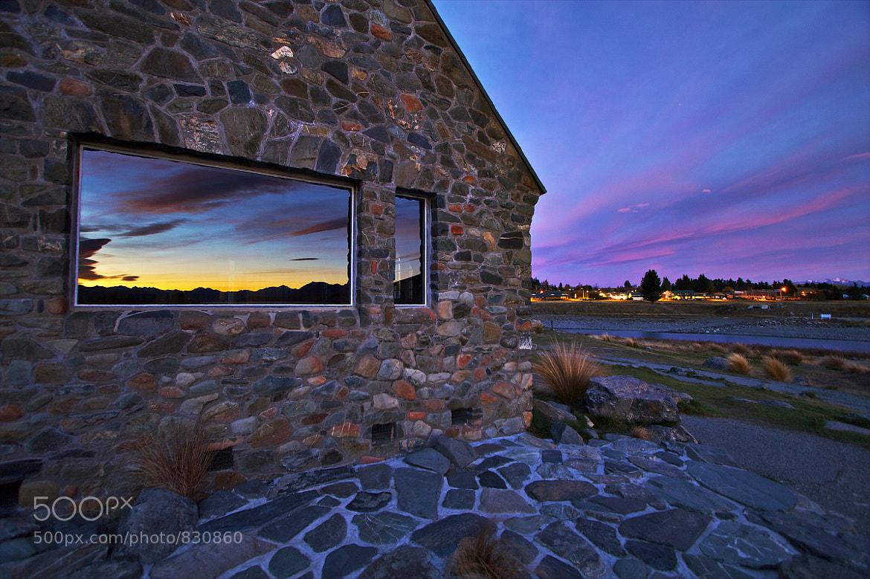 Photograph Reflected Sunrise by Craig Bullock on 500px