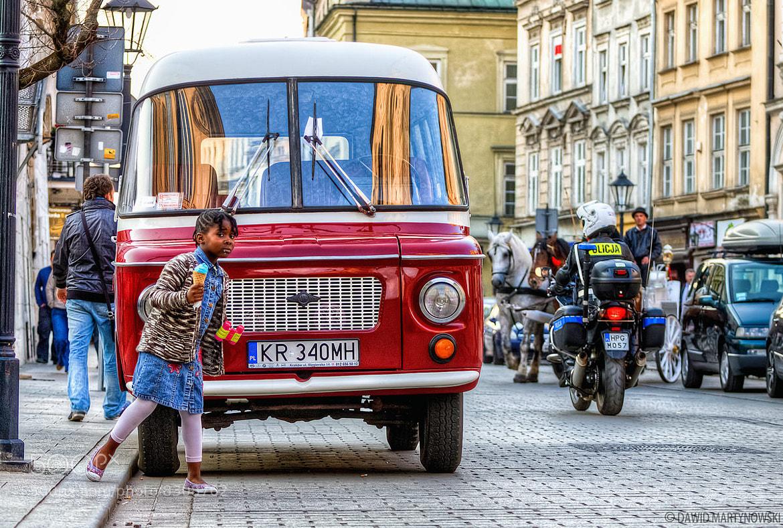 Photograph Grodzka Street, Kraków by Dawid Martynowski on 500px