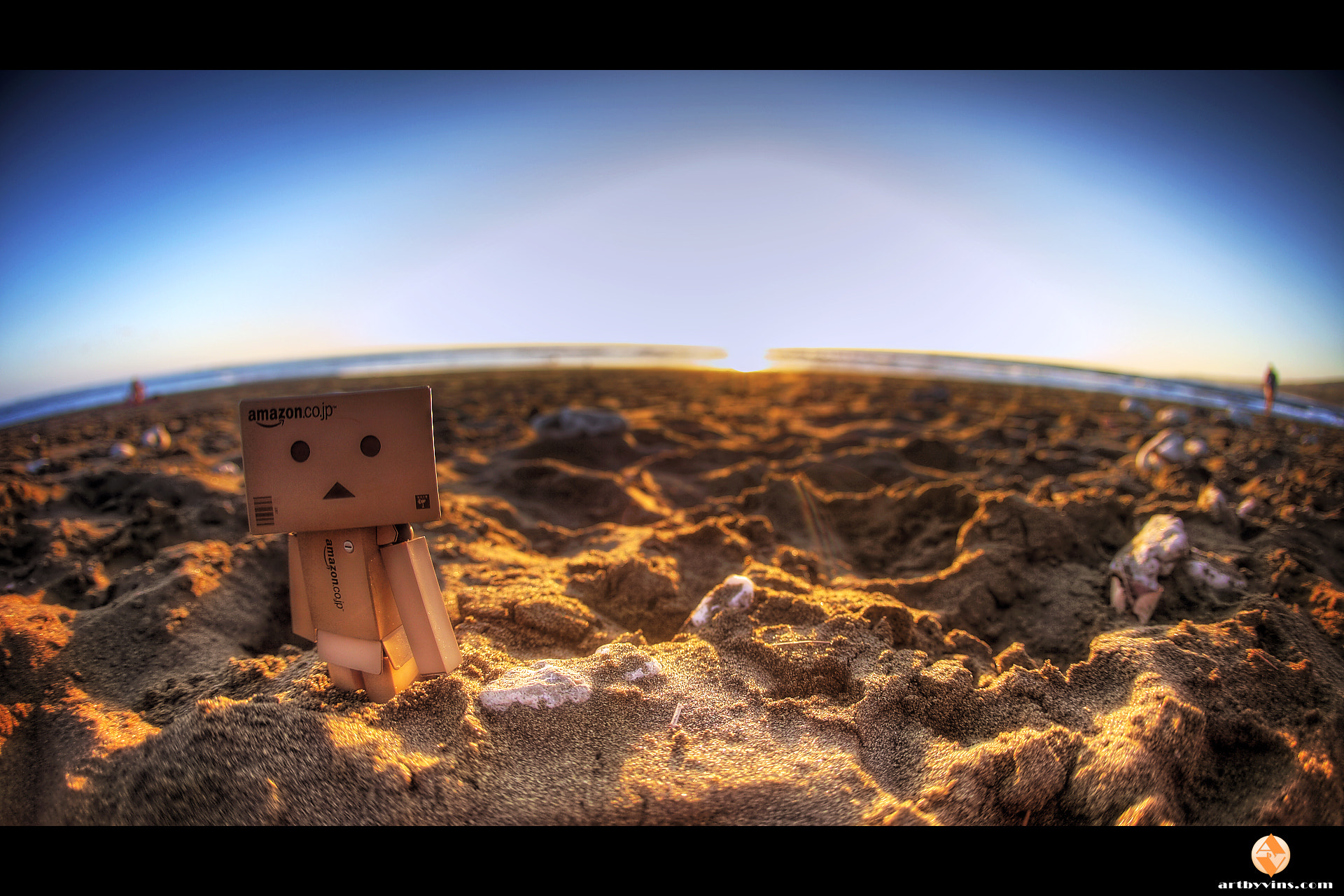 Photograph Adventures of Danboard 18 by Art by  Vin's on 500px