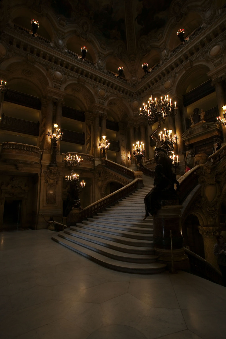 Photograph Paris Opera by Fred Gates on 500px