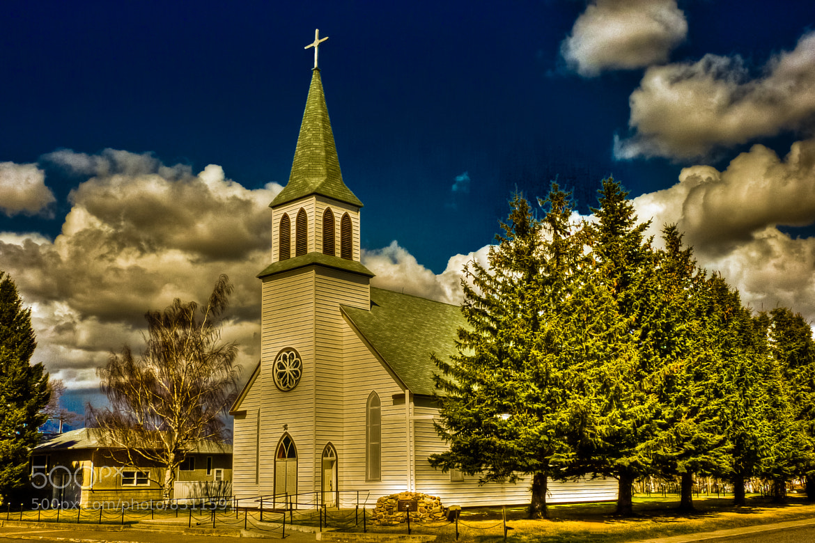 Photograph Holy Cross Roman catholic Church by Norbert Weiss on 500px