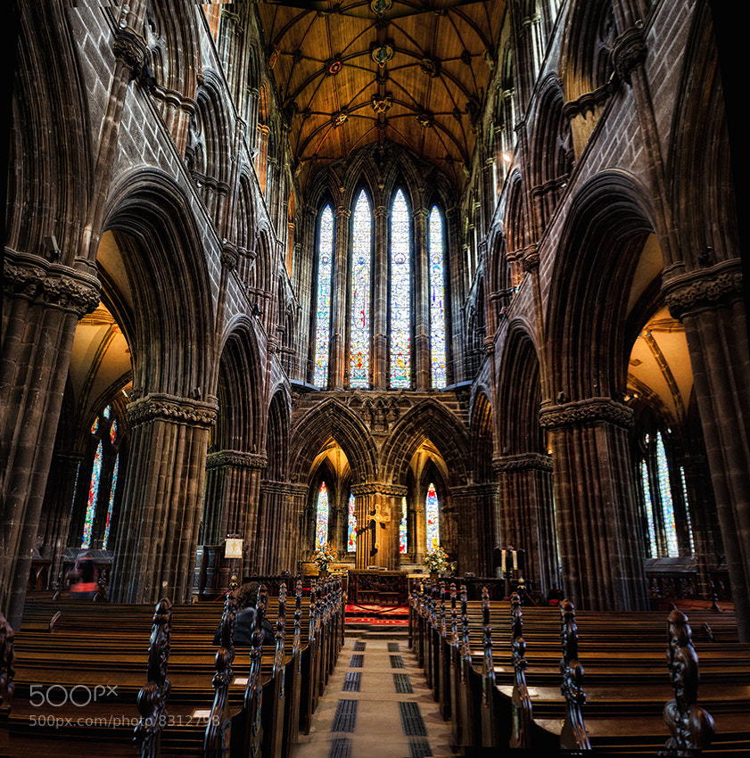 Photograph Glasgow Cathedral by Derek Galon on 500px