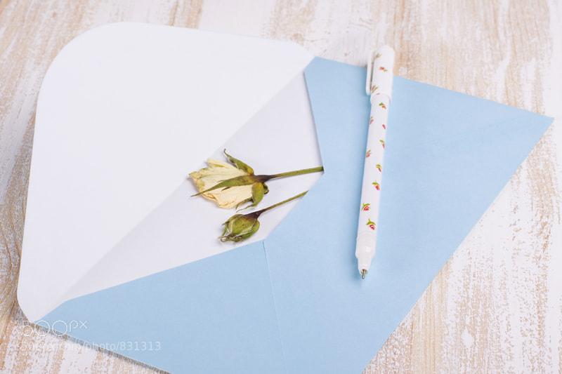 Photograph Romantic letter by Elena Rakhuba on 500px