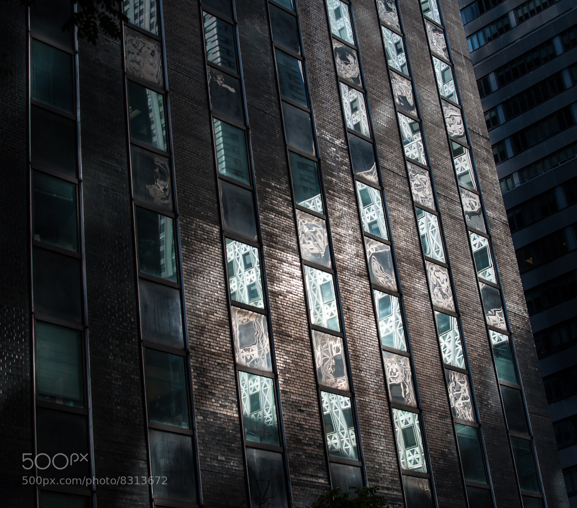 Photograph Morning Sun - Building Reflection by Kurt Nelson on 500px