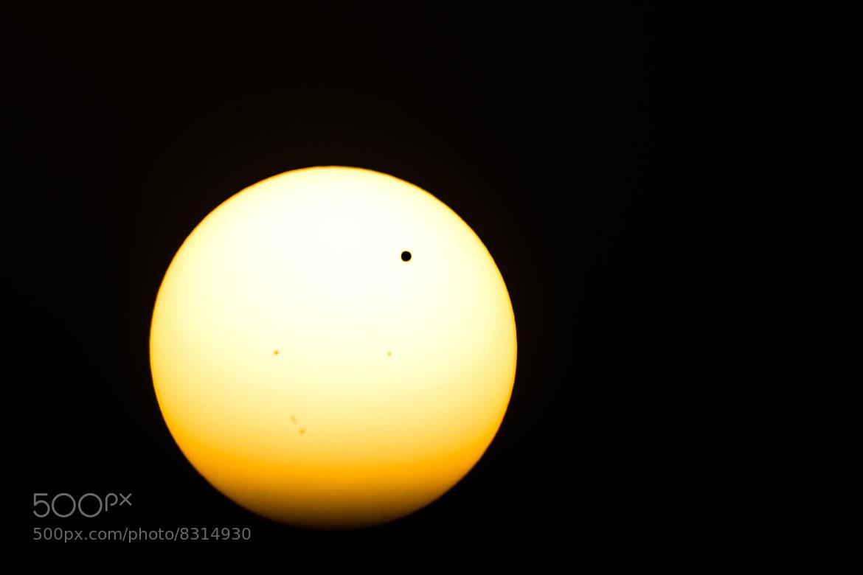 Photograph Venus Transit by Ryan Helweg on 500px